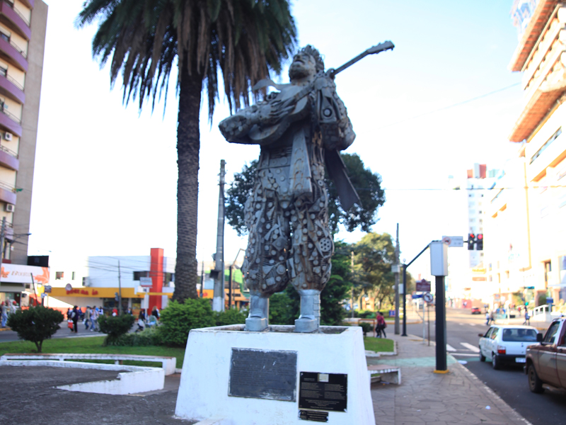 Passo Fundo Praça do Teixeirinha