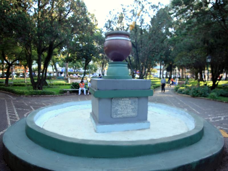 Passo Fundo Praça Central da Cuia