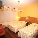 Apartamento duplo com cama de casal - San Silvestre Hotel