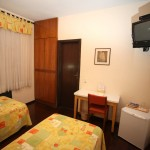 Apartamento Duplo Standard - San Silvestre Hotel
