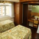 Passo Fundo Hotel San Silvestre standard DBL