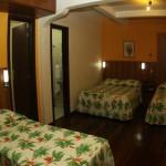 Passo Fundo Hotel San Silvestre apartamento standard QDPL