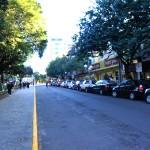 Passo Fundo Rua Morom centro