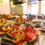 café da manhã - San Silvestre Hotel